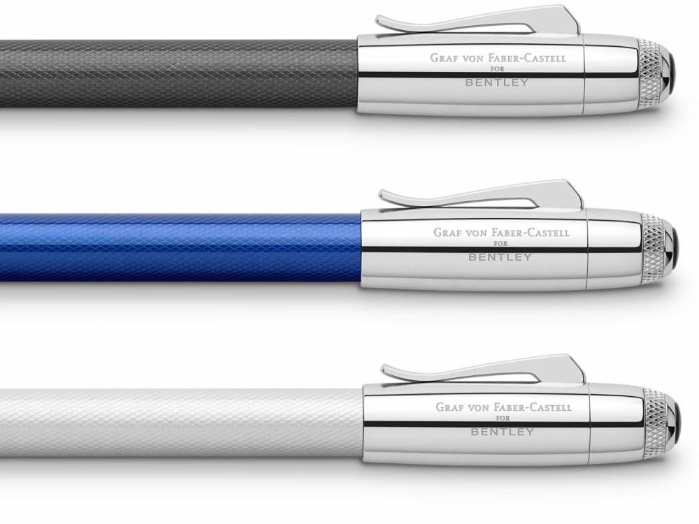 Graf Von Faber Castell for Bentley Pen - 共同谱写未来奢华格调:Graf Von Faber-Castell for Bentley