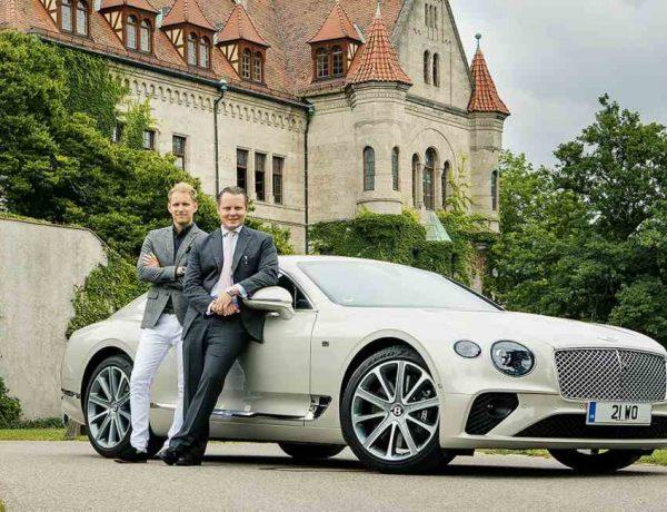 Graf von Faber Castell for Bentley Cover 600x460 - 共同谱写未来奢华格调:Graf Von Faber-Castell for Bentley