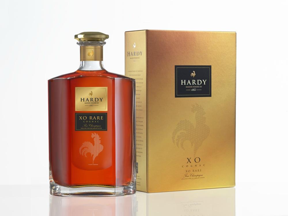 Hardy X.O Rare Cognac - 千锤百炼的极致佳酿:Hardy Cognac 首度大马登场