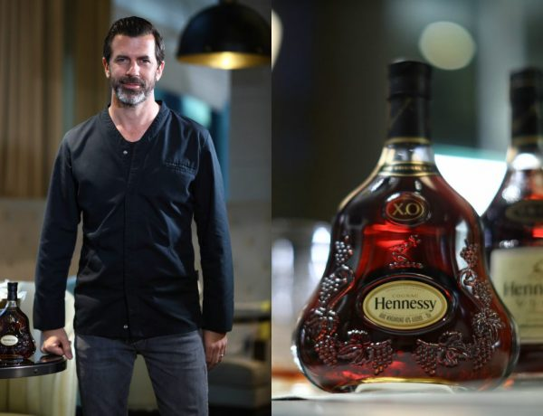 Hennessy Dining Experience with Chef Andreas Caminada 600x460 - 与 IGNIV 餐厅创办人兼米其林星厨共享晚宴
