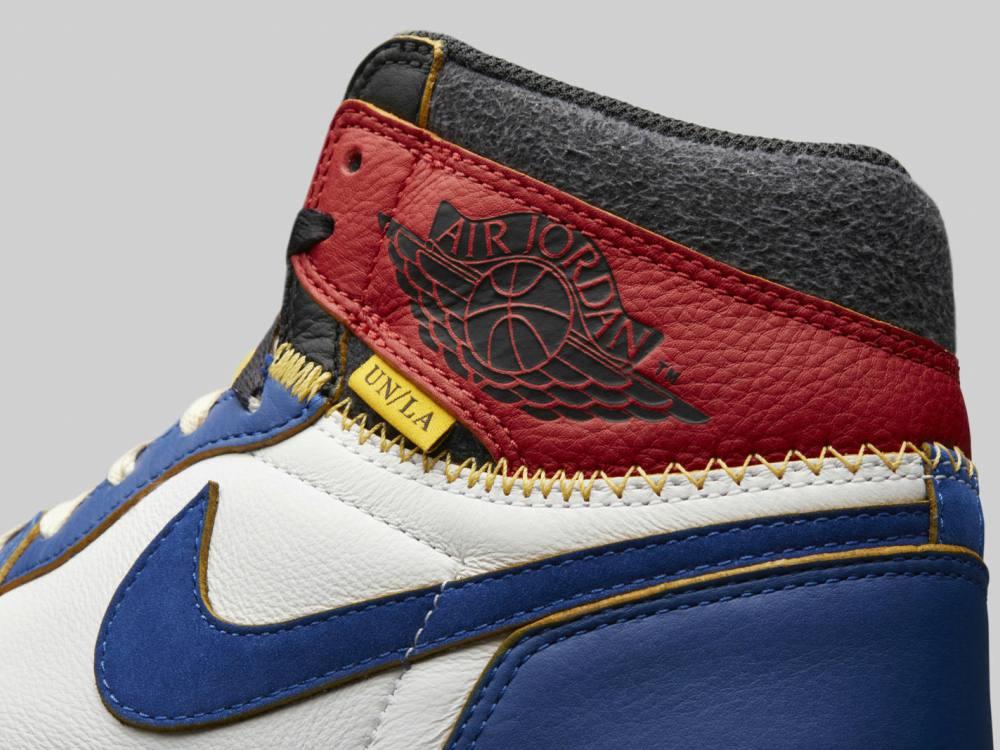 High Cut Air Jordan x Union Nike Collection - UNION LA x Air Jordan 1:史诗级联名再掀抢购热潮