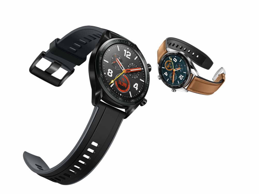 Huawei The Right Mates for your business success Huawei Watch GT - 顶尖科技 HUAWEI 伴你创造事业巅峰