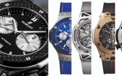 Hublot Gifts for Sporty Men cover 240x150 - Hublot Gifts for Sporty Men: 5款腕表赠送至爱的他