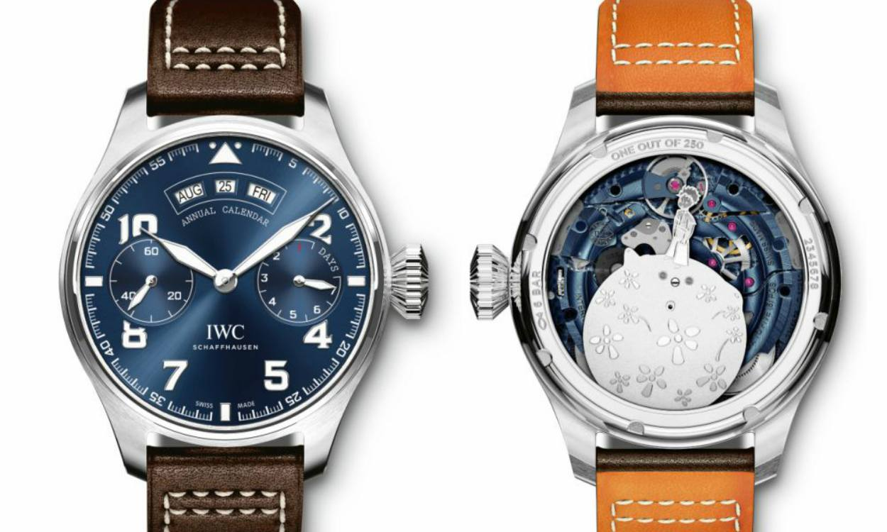 IWC Big Pilots Annual Calendar Spitfire Limited Edition cover - IWC 飞常百年技艺:IWC Big Pilot's Watch 飞行员专属臻品