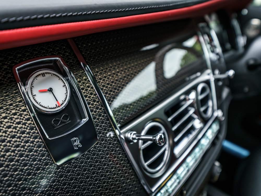 Interior Dashboard Rolls Royce Black Badge - 魅影三重奏:ROLLS ROYCE BLACK BADGE 首度大马亮相