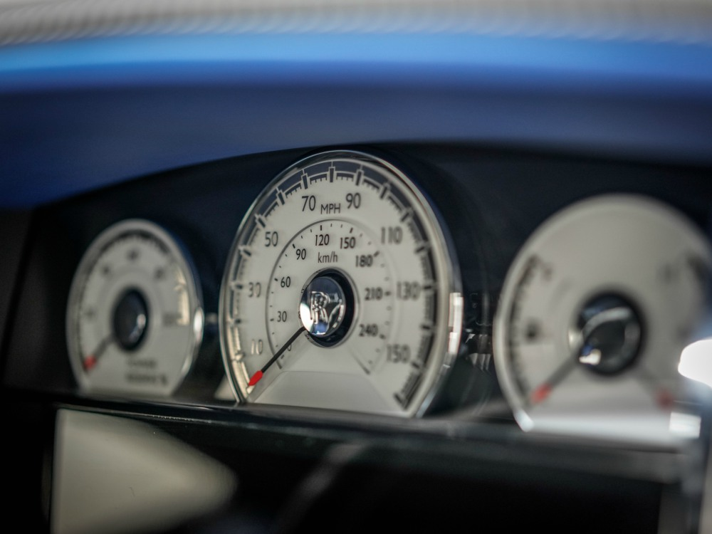 Interior Rolls Royce Black Badge  - 魅影三重奏:ROLLS ROYCE BLACK BADGE 首度大马亮相