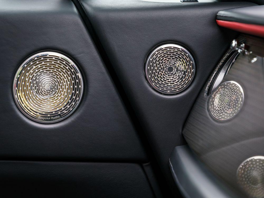Interior Speakers Rolls Royce Black Badge - 魅影三重奏:ROLLS ROYCE BLACK BADGE 首度大马亮相