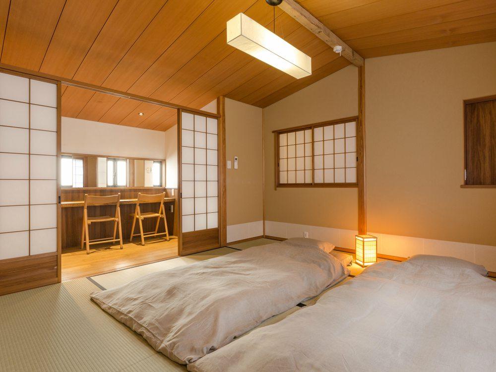 Japanese Bedroom Tatami Sleep on the Floor - K's HEALTH Tips:学日本人在地板上睡觉,其实更健康?