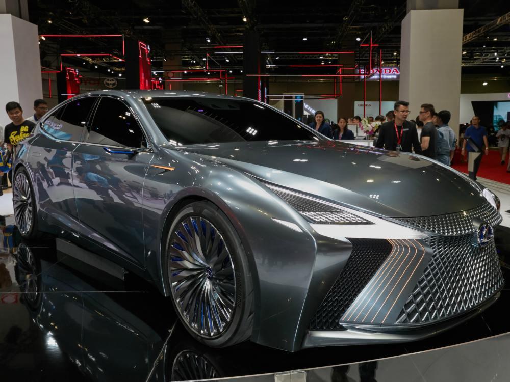 Lexus Concept KLIMS 2018 - KLIMS 2018 吉隆坡国际汽车展强势回归!