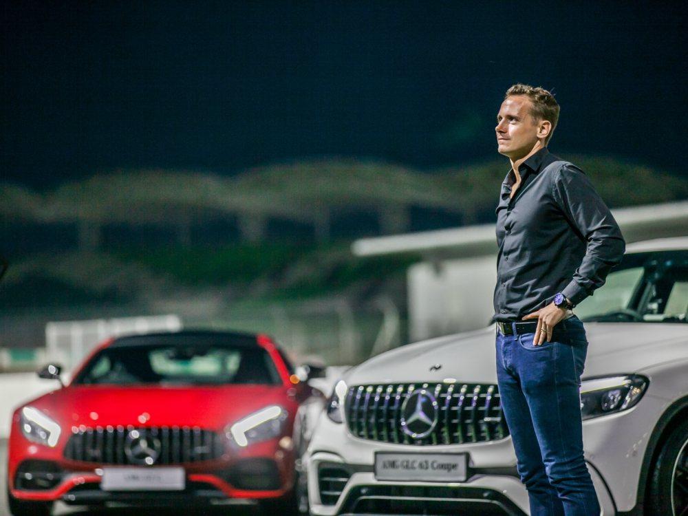 Mark Raine Mercedes Benz AMG 63 suvs - 教父级的移动城堡:Mercedes-AMG G63