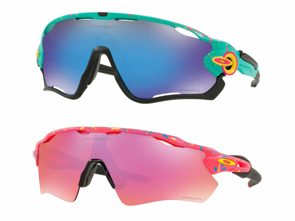 "Oakley Splatterfade Fall Winter 2018 - OAKLEY 秋冬2018:""镜""请期待"