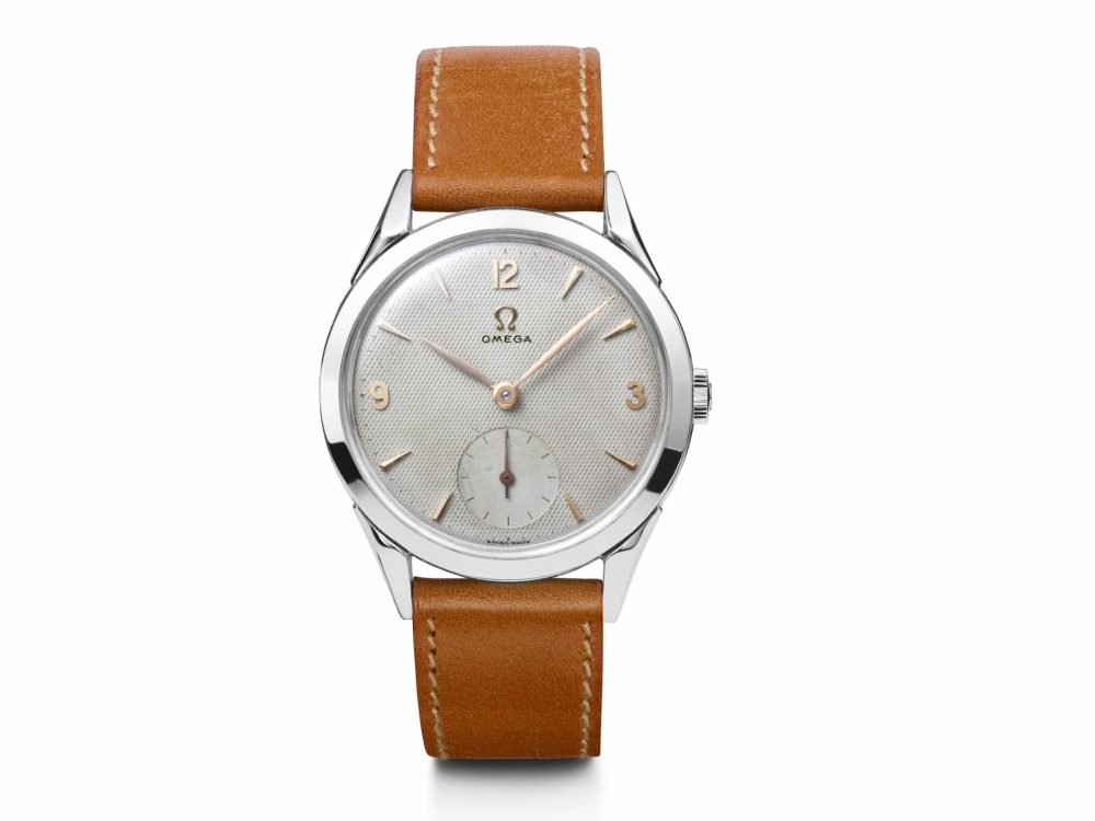 Omega WristWatch CK First Man Omega - 看《登月第一人》,赏登月古董表:First Omega in Space