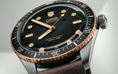 Oris Divers Sixty Five Cover 1 240x150 - A Touch of Bronze:ORIS Divers Sixty-Five 潜水腕表复古问世