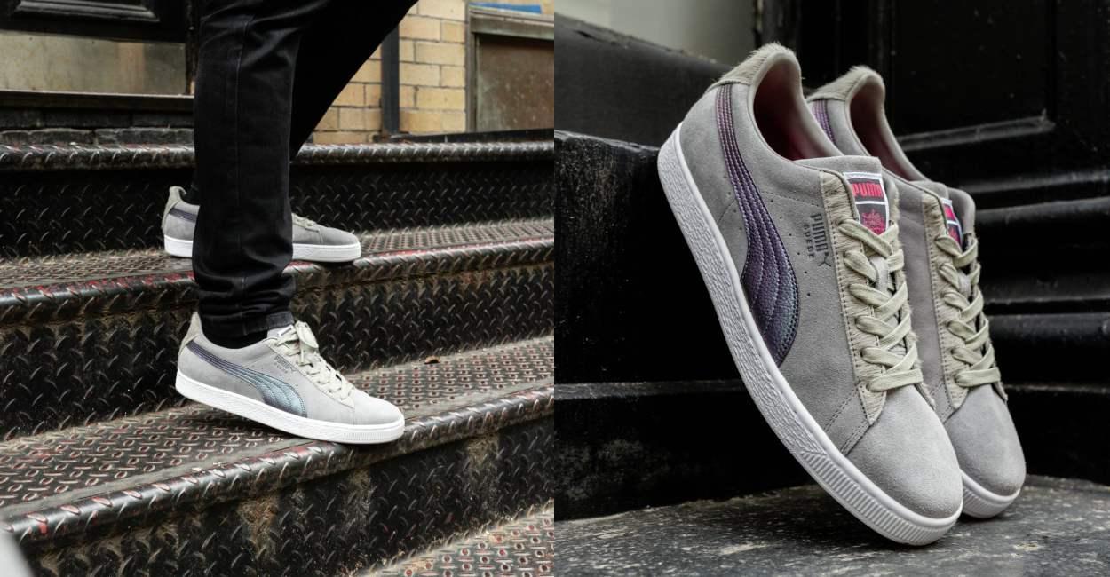PUMA x Jeff Staple Suede Sneaker Cover - 玩转纽约街头:PUMA x Staple Pigeon Suede 50 系列登场