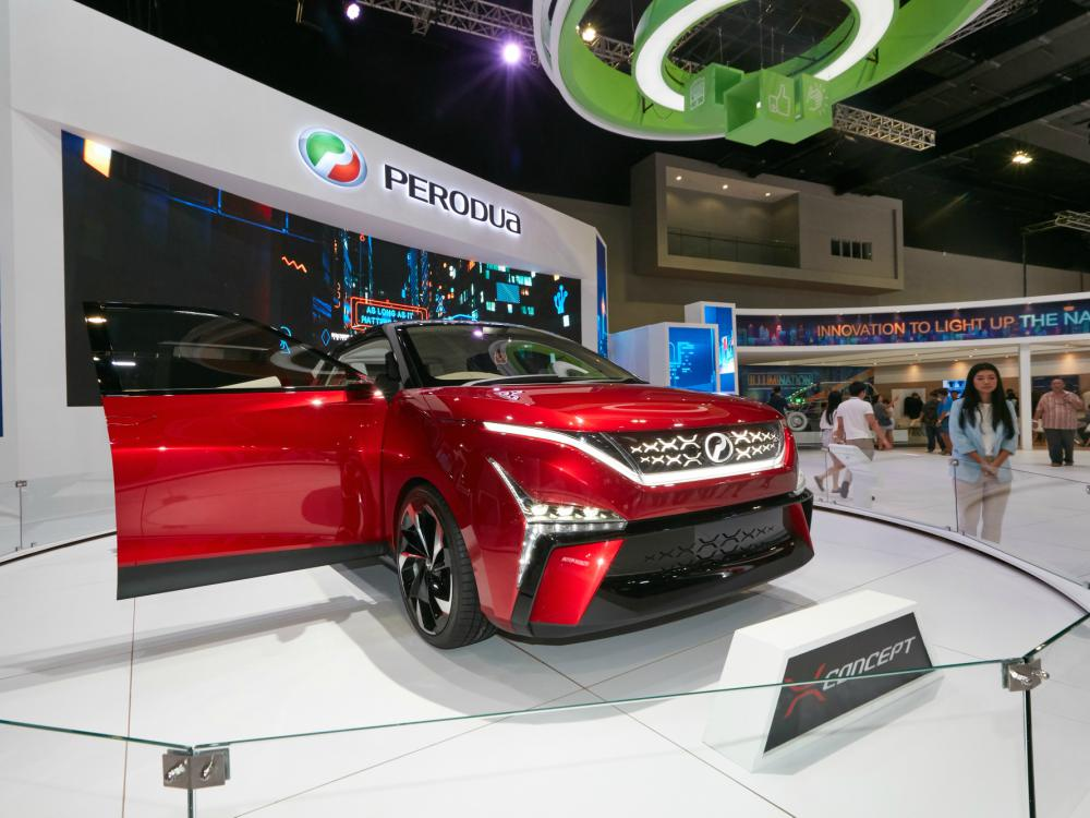 Peroduo Myvi X Concept KLIMS 2018 - KLIMS 2018 吉隆坡国际汽车展强势回归!
