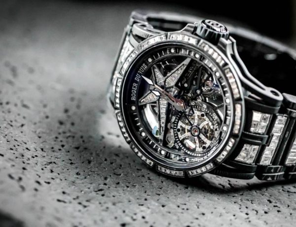 Roger Dubuis Excalibur Spider Ultimate Carbon cover 600x460 - Roger Dubuis Excalibur Spider Ultimate 碳纤维腕表的震撼技艺