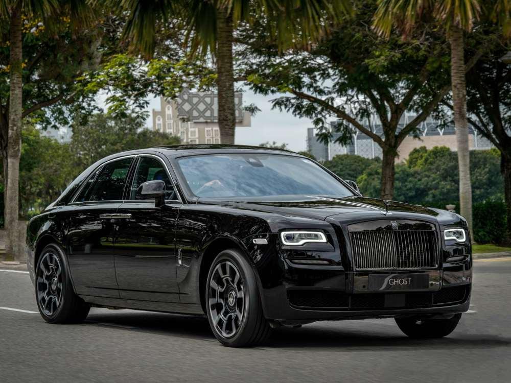 Rolls Royce Black Badge Ghost Launches JB Puteri Harbour - 魅影三重奏:ROLLS ROYCE BLACK BADGE 首度大马亮相
