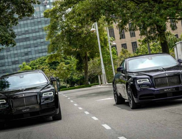 Rolls Royce Black Badge Launches cover 600x460 - 魅影三重奏:ROLLS ROYCE BLACK BADGE 首度大马亮相
