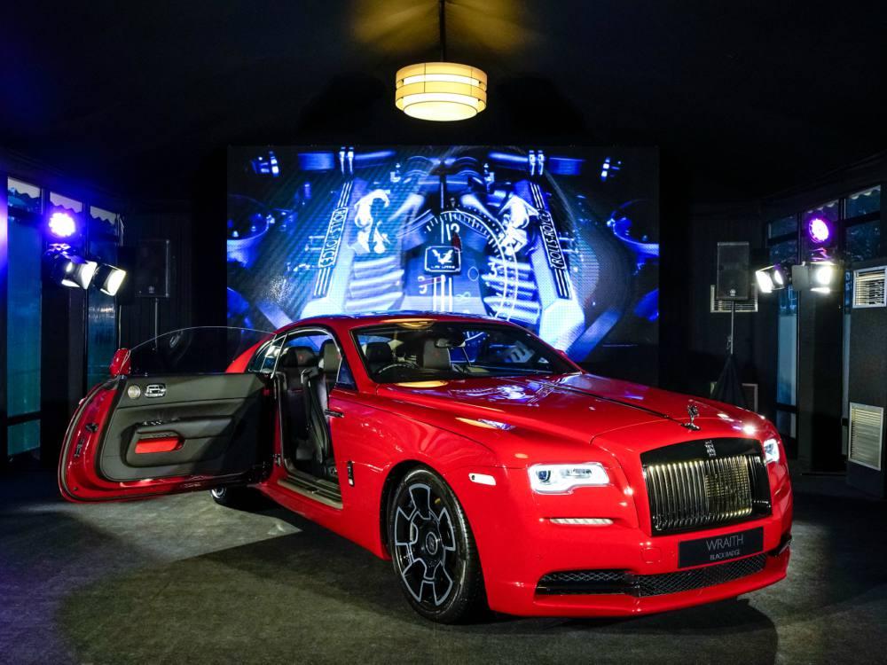 Rolls Royce Black Badge Wrath Puteri Harbour Launches Event - 魅影三重奏:ROLLS ROYCE BLACK BADGE 首度大马亮相