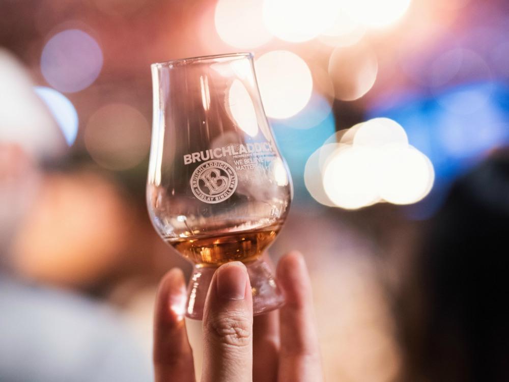 Scotch Whisky Bruichladdich Black Art 06.1 - Bruichladdich Black Art Edition 06.1:麦芽威士忌的神秘星图