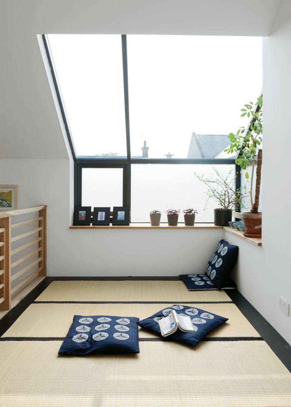 Sleep on the Floor Japanese minimalist Bedroom - K's HEALTH Tips:学日本人在地板上睡觉,其实更健康?