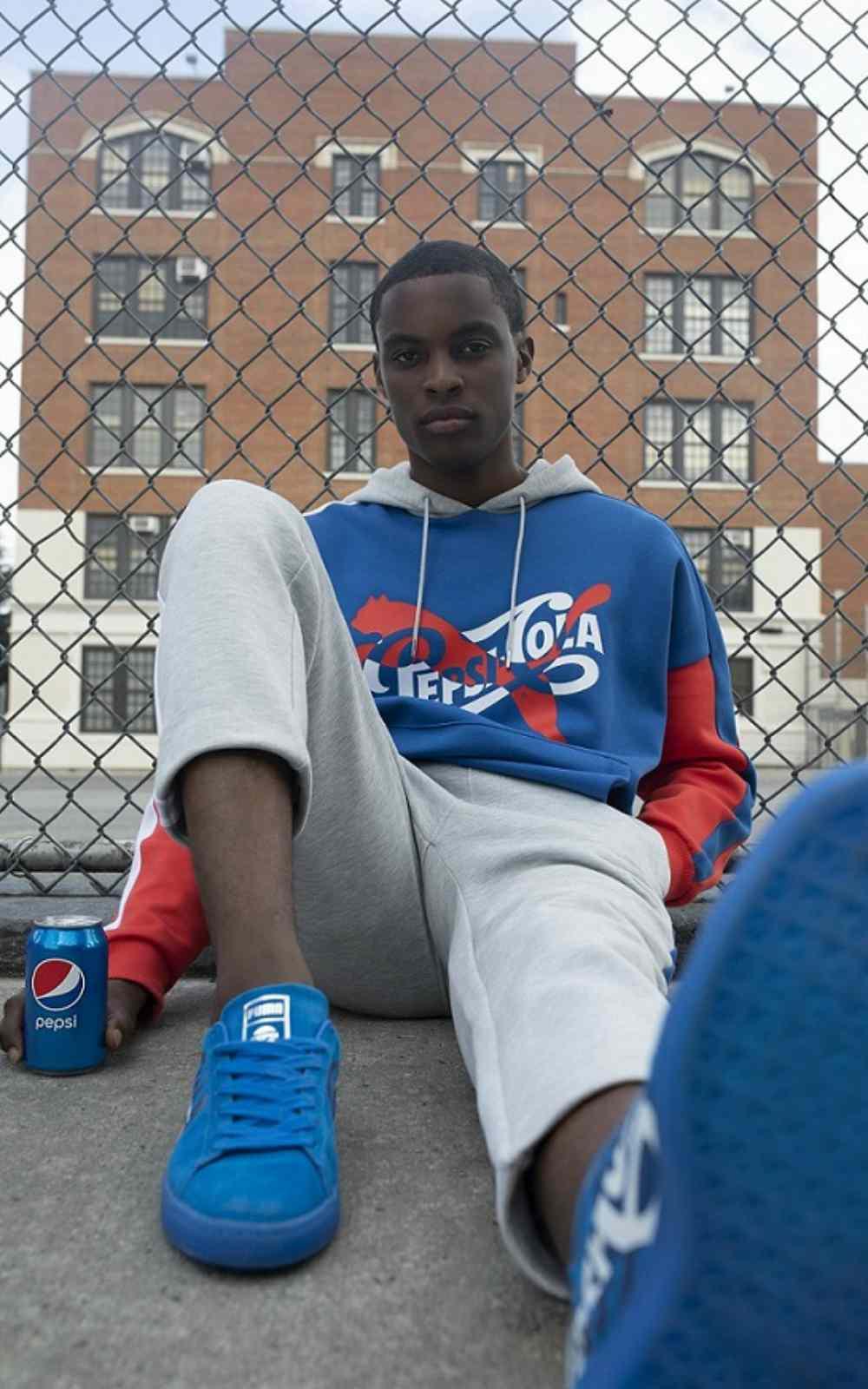 Suede 50 PUMA x Pepsi Cola - Suede 50 PUMA x Pepsi Cola 联手重塑50周年经典潮流