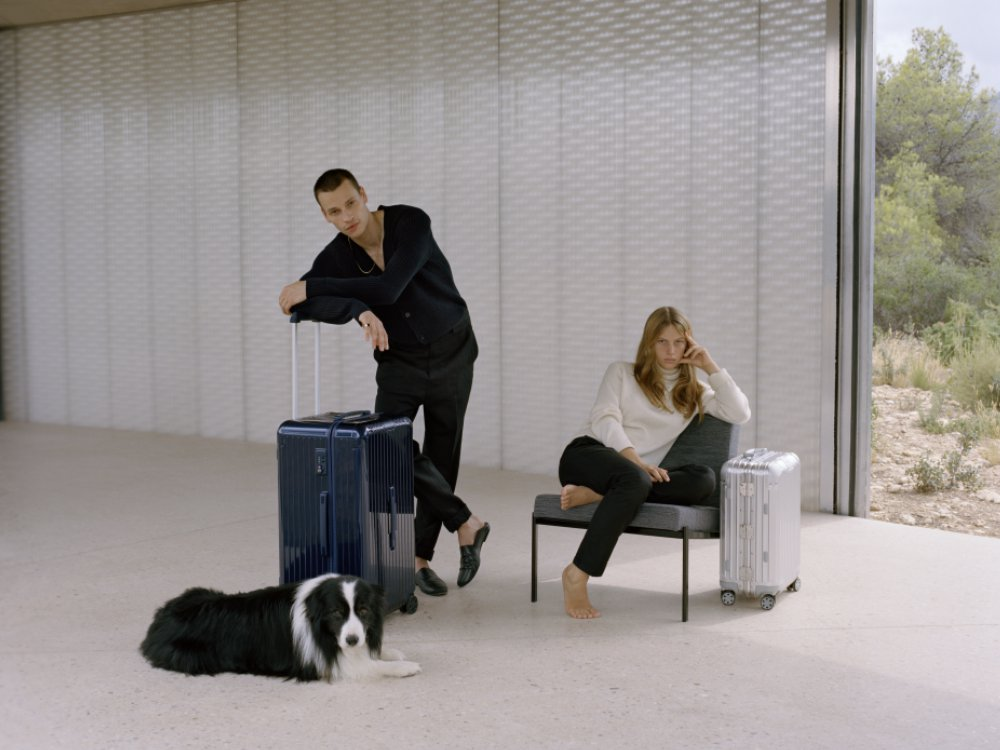 This Holiday Session with RIMOWA Travel - Holiday Season with RIMOWA:伴你欢度每个假日时光