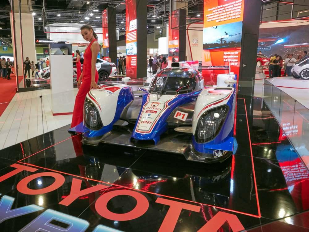 Toyota KLIMS 2018 Racing Type - KLIMS 2018 吉隆坡国际汽车展强势回归!