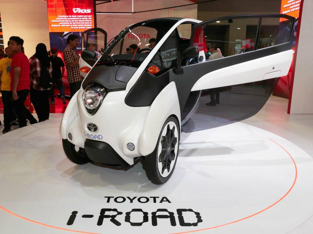Toyota i Road KLIMS 2018 - KLIMS 2018 吉隆坡国际汽车展强势回归!