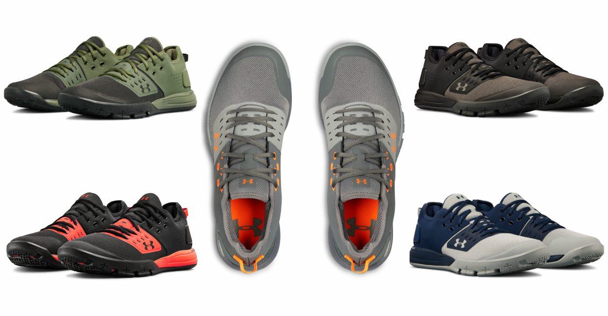 Under Armour Perfect Gym Training Footwear UA Charged Ultimate 3.0 Cover - Under Armour Charged Ultimate 3.0:完美的健身房运动鞋