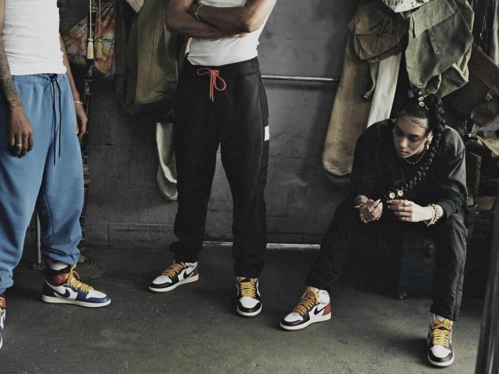 Union Air Jordan Nike Lifestyle Sneaker - UNION LA x Air Jordan 1:史诗级联名再掀抢购热潮