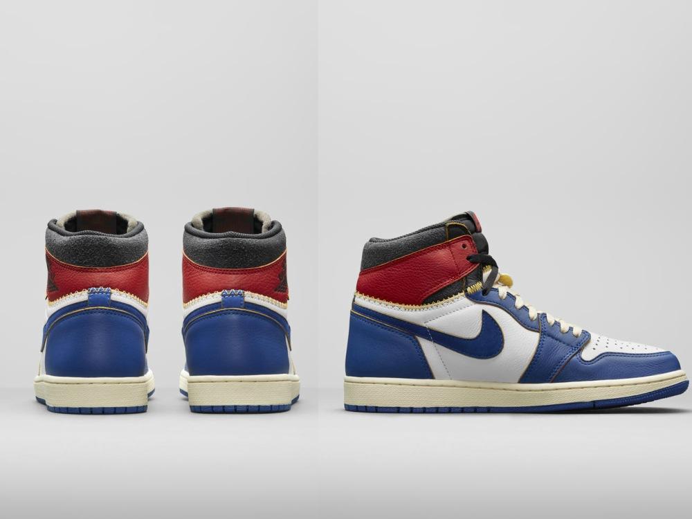 Union x Air Jordan Nike Collection - UNION LA x Air Jordan 1:史诗级联名再掀抢购热潮