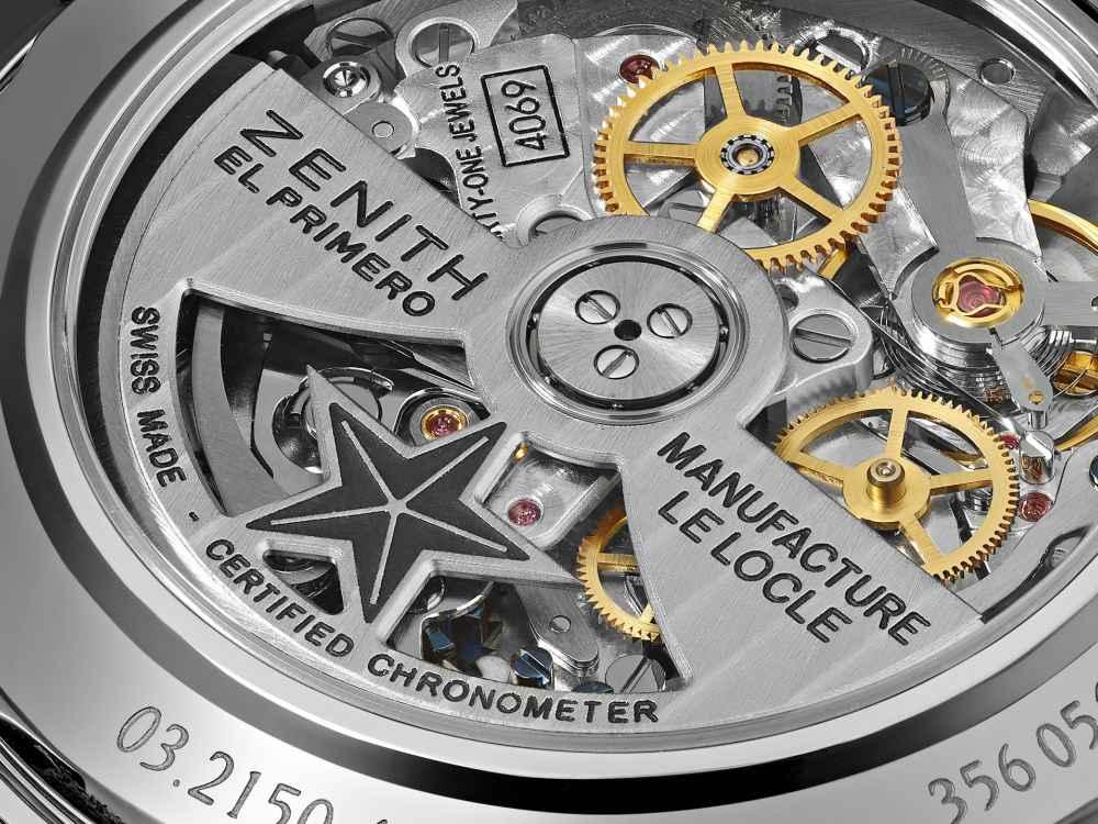 Zenith x Bamford Watch Mr Porter  - 三强演义:Zenith x BWD x Mr Porter 推出25枚独家限量腕表