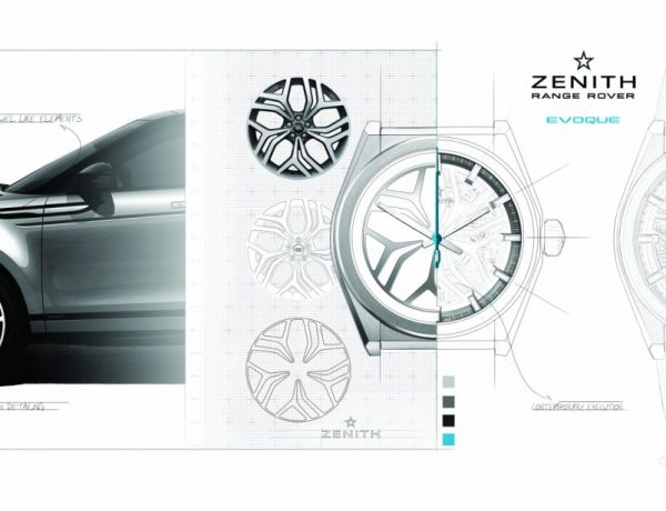 Zenith x Range Rover Watches Cover 600x460 - 向 RANGE ROVER 致敬:Zenith Defy Classic 特别版腕表