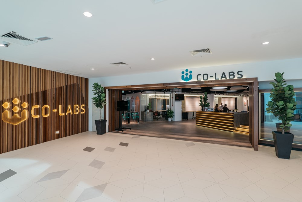 co labs 50 - 新时代办公空间:Co-Labs The Starling