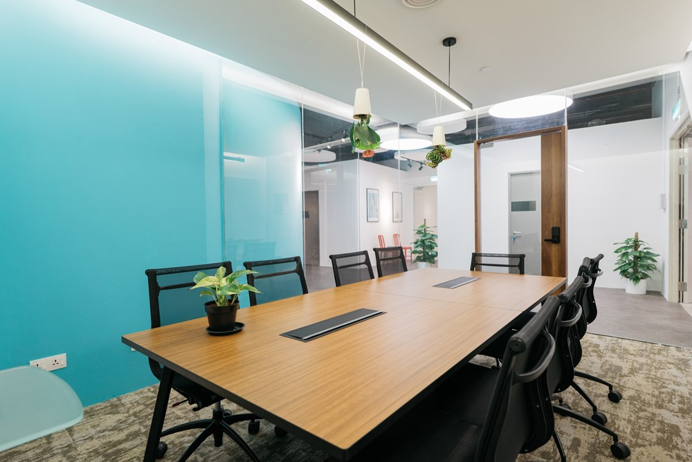 co labs large meeting room - 新时代办公空间:Co-Labs The Starling