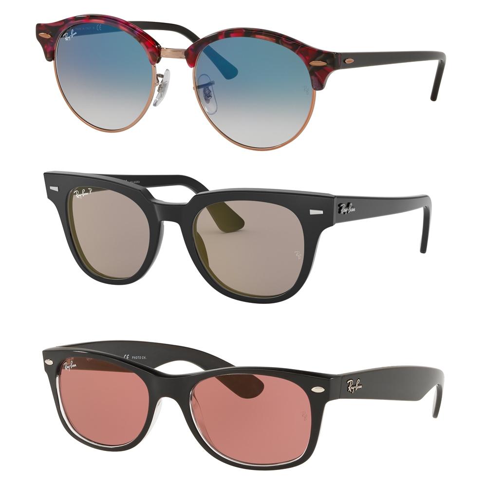 ray ban sunglasses 2018 - 精选风格墨镜 为造型加分!