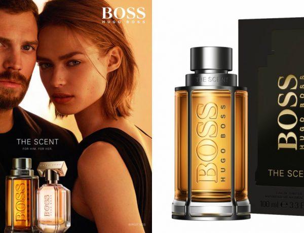 Boss The Scent cover 600x460 - Hugo Boss The Scent:让她记住属于你的香味