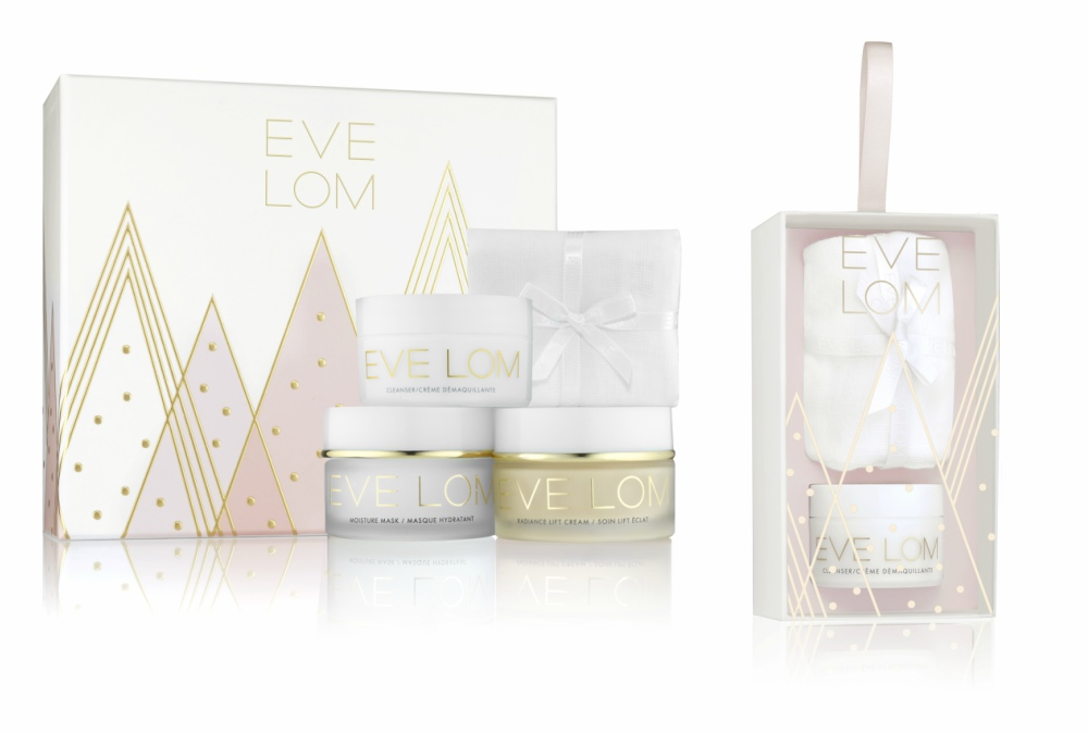 Eve Lom Iconic Cleanse Ornament Youthful Radiance Gift Set - K's Skincare Gift Guide:7大圣诞保养品赠礼攻略 男女适用!