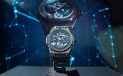 Hublot Big Bang Meca 10 Cover 240x150 - Hublot Big Bang Meca-10 P2P:向创新技术 Bitcoin 致敬