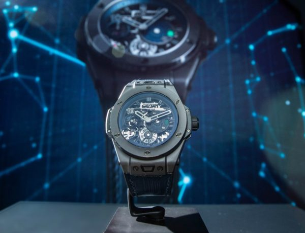 Hublot Big Bang Meca 10 Cover 600x460 - Hublot Big Bang Meca-10 P2P:向创新技术 Bitcoin 致敬