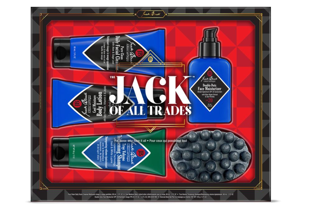 Jack Black of all Trades - K's Skincare Gift Guide:7大圣诞保养品赠礼攻略 男女适用!