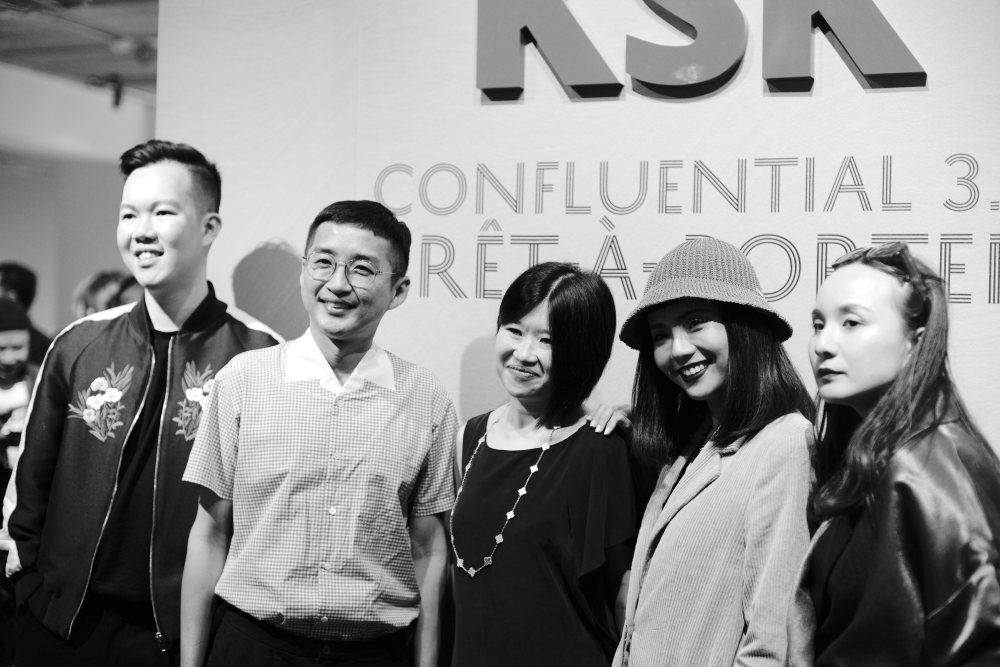 """Local Designers Confluential 3.0 - CONFLUENTIAL 3.0:8位设计师的""""融合""""时装秀"""
