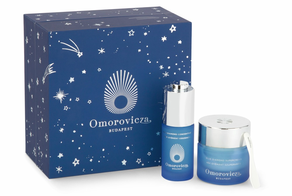 Omo Blue Diamond Set - K's Skincare Gift Guide:7大圣诞保养品赠礼攻略 男女适用!
