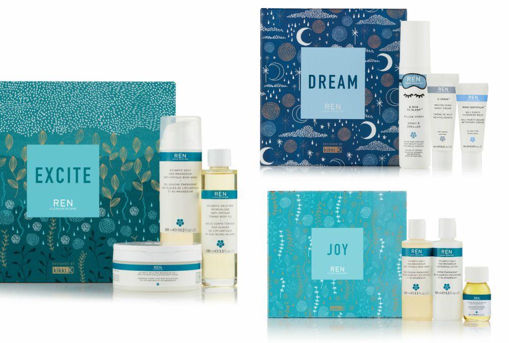 REN Gift Set 2 - K's Skincare Gift Guide:7大圣诞保养品赠礼攻略 男女适用!