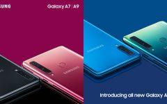 Samsung Galaxy A7 A9 Cover 240x150 - 四不可挡:Samsung Galaxy A7 / A9 全球首款后置四镜头问世!