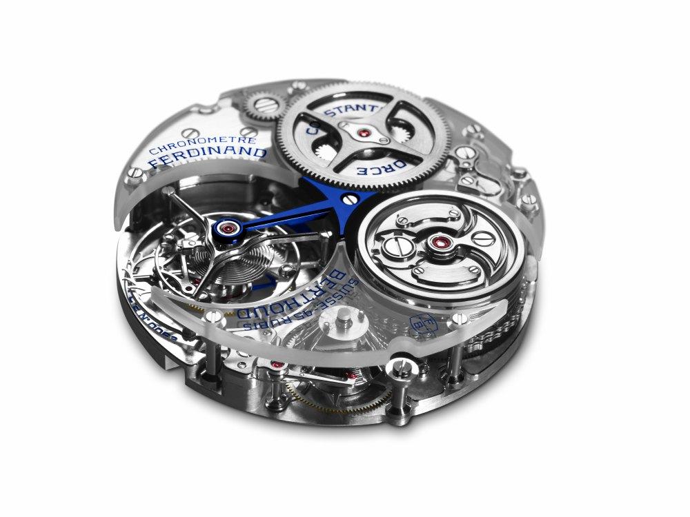 The Chronomètre FB 1 Malaspina Edition Mechanic - Chronomètrie FB 1 Malaspina:绝无仅有的计时逸品