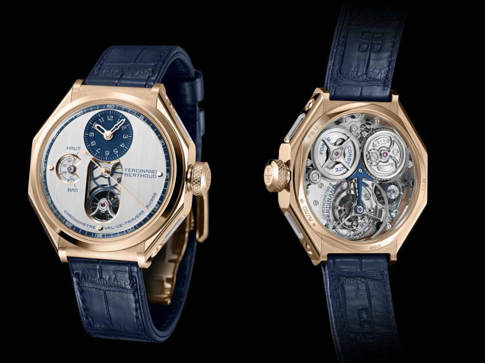 The Chronomètre FB 1 Malaspina Edition Watch - Chronomètrie FB 1 Malaspina:绝无仅有的计时逸品