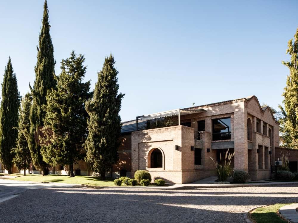 Winery Terrazas De Los Andes - Terrazas de Los Andes: 获年度阿根廷葡萄酒荣誉