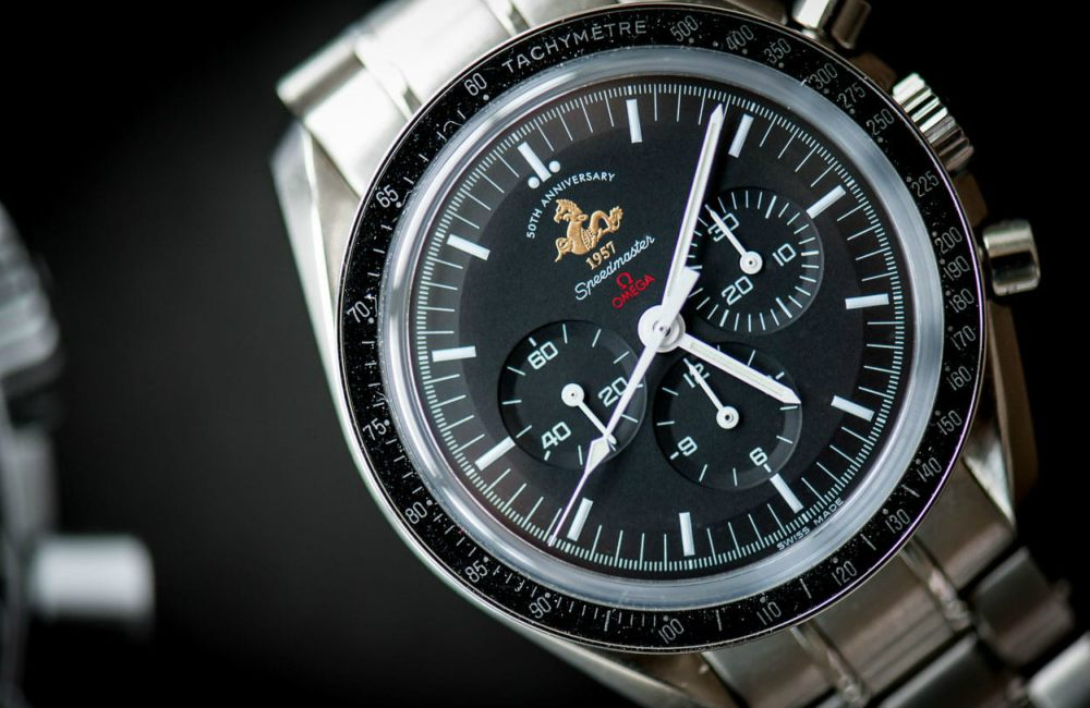 50th Anniversary Omega Speedmaster 50th anniversary limited edition - WHAT'S NEW:值得期待的2019(Part 2)